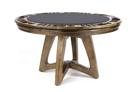 "The ""PALISADES"" Card Table by California House"
