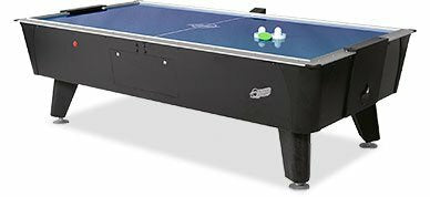 DYNAMO PROSTYLE BRANDED OAK AIR HOCKEY TABLE  In Stock NOW !