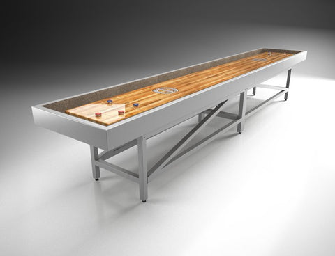 "The ""OUTDOOR SHEFFIELD"" Shuffleboard Table"