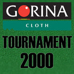 Gorina Tournament 2000 8' (standard) Billiard Cloth Felt for sale online