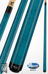 Viking A202 default pool cue stick teal