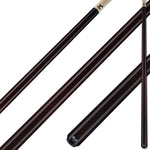 Viking Pool Cue A209 Northwoods Maple Coffee Stain for sale online