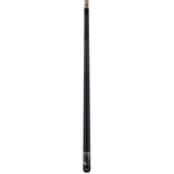 Viking Pool Cue A285 Smoke Stain on Northwoods Maple w/ Pearl Sleeve entire pool cue stick