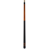 Viking Pool Cue A288 Autumn Stain on Northwoods Maple w/ Pearl Sleeve entire pool cue stick