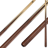 Viking Pool Cue A352 Coffee Stain Birdseye Maple Points on Northwoods Maple Forearm sneaky pete hustler for sale online