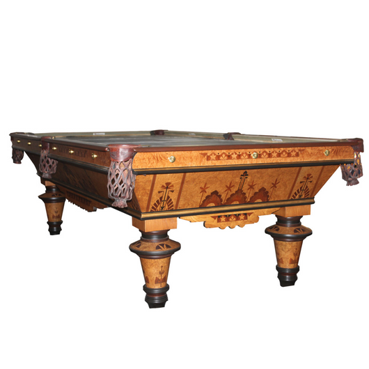 acme pool table by brunswick balke collender