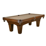 allenton pool table by brunswick for sale northern california chestnut