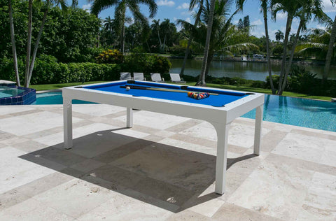"The ""BALCONY"" Outdoor Pool Table"