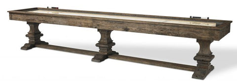 "The ""BEAUMONT"" Shuffleboard ( DINING TOP ONLY ) by Plank and Hide"