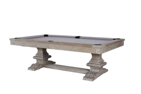 "The ""BEAUMONT"" Pool Table by Plank and Hide"