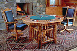 Drawknife 2 in 1 Poker Table