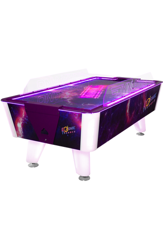 "The Dynamo ""Cosmic Thunder"" Air Hockey Table"