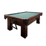 Drawknife Mountain Modern Custom Billiard Table