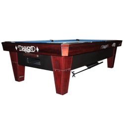diamond smart table 7' bar size pre owned