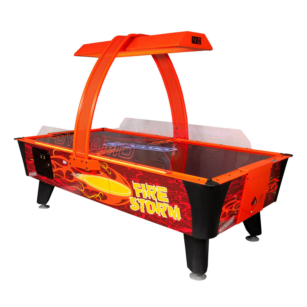 Valley Dynamo Fire Storm Professional Air Hockey Table