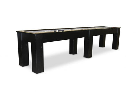 "The ""FULTON"" Shuffleboard Table by Plank and Hide"