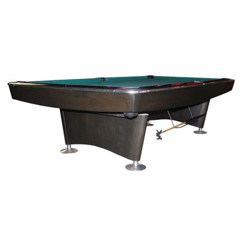 Brunswick Gold Crown 9' Tournament Grade Pool Table - Pre Owned