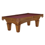 Glenwood - New Pool Table by Brunswick in california alternate legs