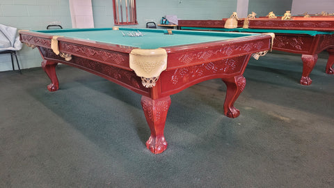 The Vineyard 9ft Pool Table