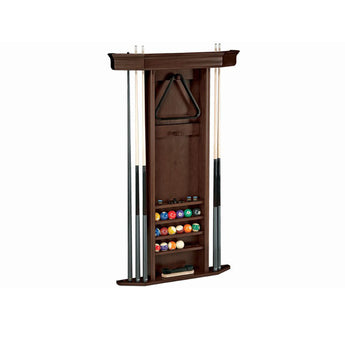 Heritage Pool Cue Wall Rack by Brunswick for sale online