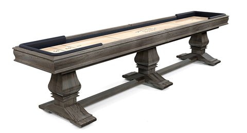 "California House ""HILLSBOROUGH"" Shuffleboard Table"