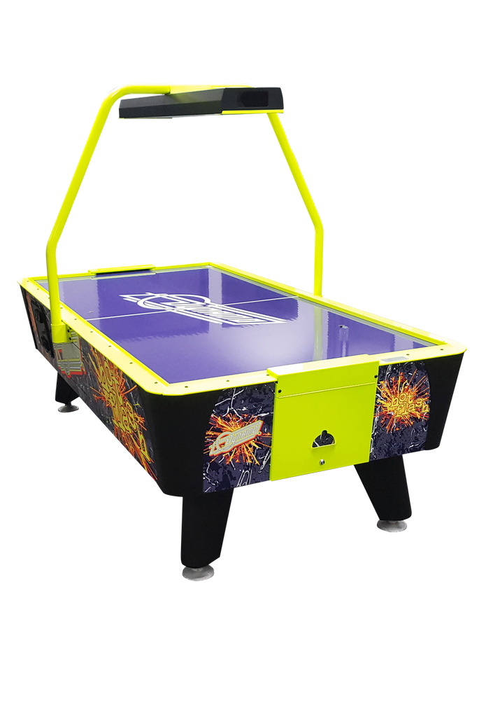 Valley Dynamo Hot Flash Commercial Air Hockey Table Coin Operated