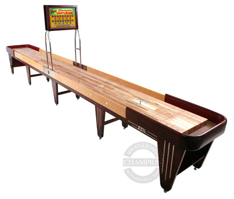 "The ""Charleston"" Shuffleboard By Champion"