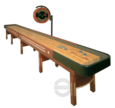 "The ""GRAND CHAMPION"" Shuffleboard By Champion"