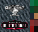 Championship Invitational 9' Cloth for sale online