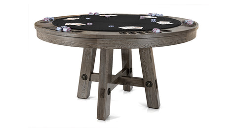 "CALIFORNIA HOUSE ""LOFT"" REVERSABLE TOP GAME TABLE"