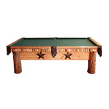 Drawknife Lone Star Billiard Table for sale online