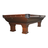 antique brunswick newport pool table for sale online