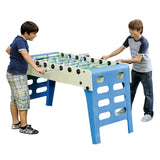 Garlando Openair Outdoor Professional Foosball Table in use