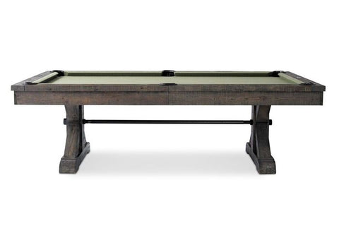 "The ""OTIS"" Pool Table by Plank and Hide"
