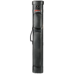 pechauer 3x6 hard pool cue case black detail