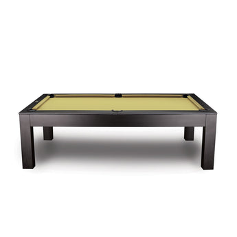 The Penolope 7' Pool Table with Dining Top in Walnut Finish by Imperial for sale online