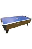 DYNAMO PROSTYLE BRANDED OAK AIR HOCKEY TABLE
