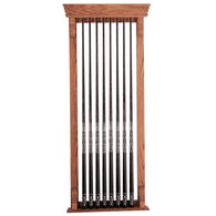 Provincial Pool Cue Wall Rack by Olhausen for sale online