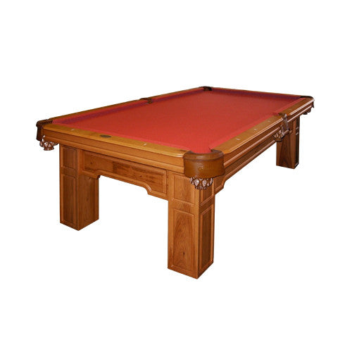 ... Simonis Cloth 860 7u0027 Pool Table Felt Red ...