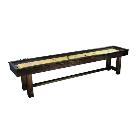 Reno Rustic 12' Shuffleboard Table by Imperial for sale online