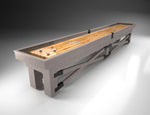 "The ""RUSTIC"" Shuffleboard By Champion"