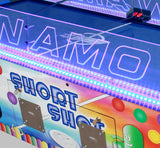 Valley Dynamo Short Shot Commercial Air Hockey Table Coin Operated