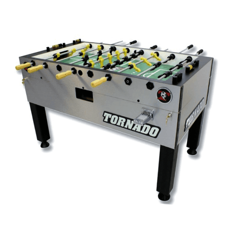 Tornado T-3000 Pro Grade Coin Op Foosball Table