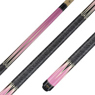 Valhalla Pool Cue, Linen Wrap Hard Rock Maple & Graphic Point Transfers - VA302 for sale online