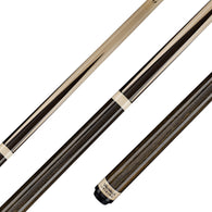 Valhalla Hustler Style Pool Cue. 4 Splice Construction, Maple Rings, Hard Rock Maple - VA341 for sale online