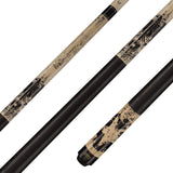 Valhalla Pool Cue Michigan Maple, Original Artwork, Linen Wrap - VA450 for sale online