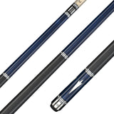 Valhalla Pool Cue HD Graphic Transfers, Nickel Silver Rings, Stainless Steel Buttcap, Leather Wrap - VA903 for sale online