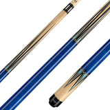 Valhalla Pool Cue HD Graphic Transfers, Nickel Silver Rings, Birdseye Maple, Steel Joint - VA942 for sale online