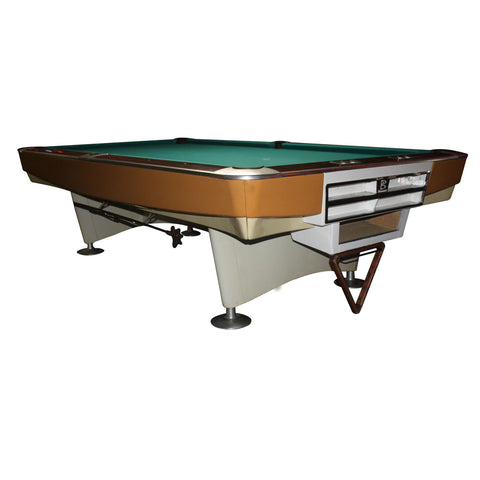 Gold Crown I vintage pool table for sale online
