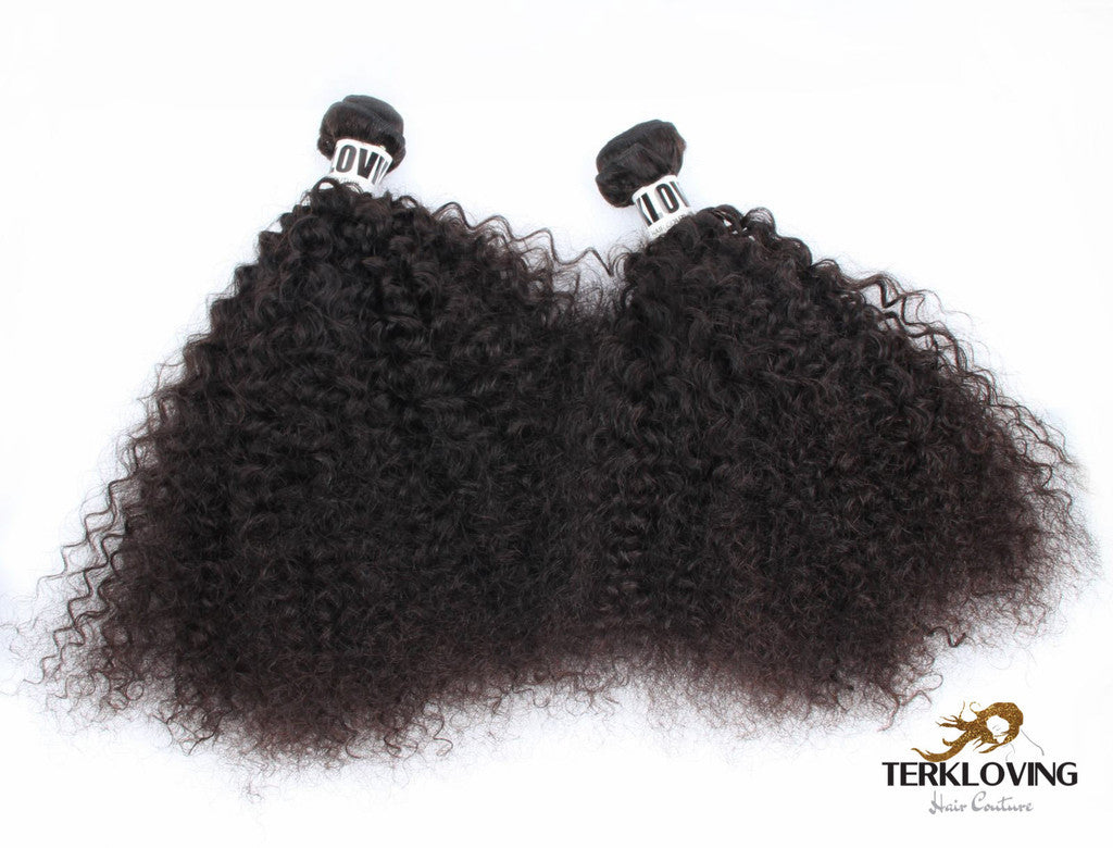 AFRO KINKY CURLY BUNDLE DEALS
